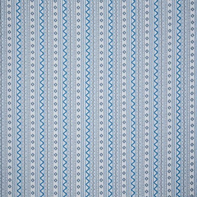 Andean Vertical Stripe // Blue