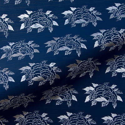 Chrysanthemum // Navy