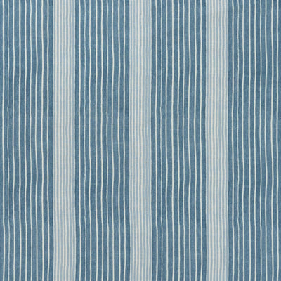 Mediterranean Stripe // Denim