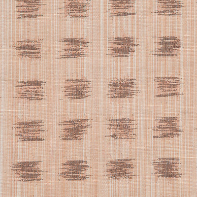 Gridded Ikat // Pale Blush