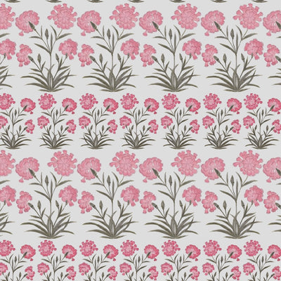 Mughal Meadow Mini // Pink // Oyster