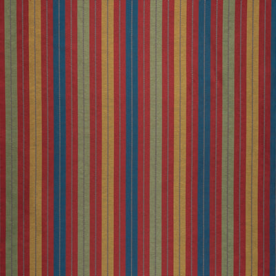 Multicolour Rustic Stripe // Reversible Side 1