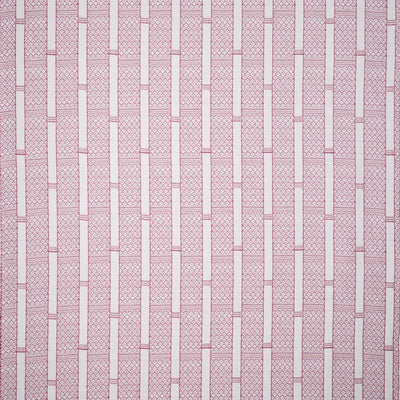 Stripe & Diamonds // Cream/Pink