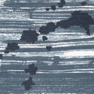 Brushstroke // Blue-Slate