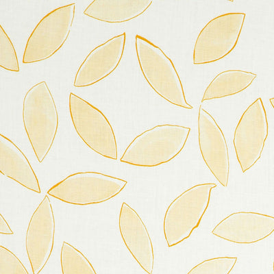 Leaves // Yellow/Ochre