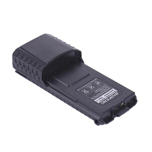 Authentic Pair 3800Mah Li-ion Battery For UV-5R Series - Increase the phyiscal size and life your battery!