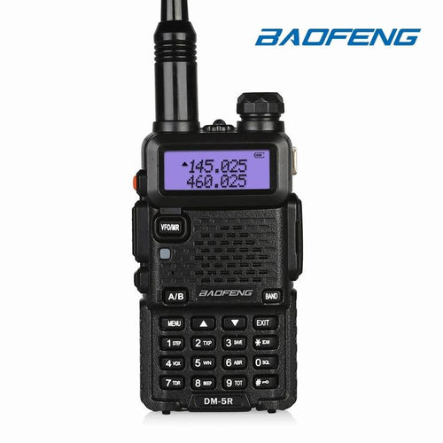 Baofeng DMR-5R - 2 TIER- 2018 Version