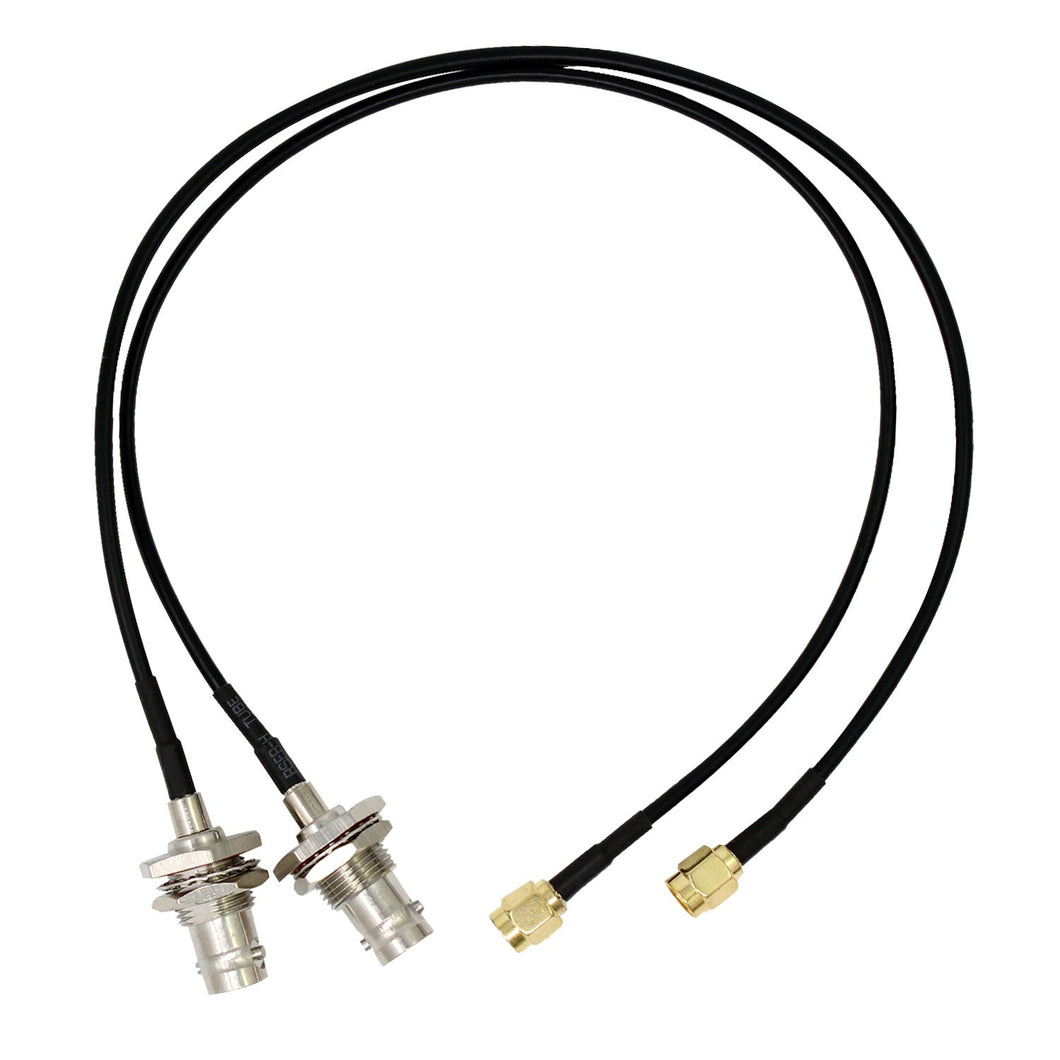 Antenna Cable SMA Male to BNC Female Plug Adapter Pigtail Cable 13