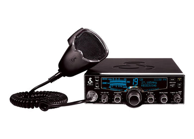 Cobra 29 LX 40-Channel CB Radio with Instant Access 10 Canada Weather Stations