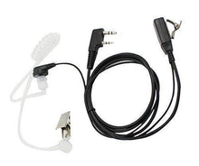 Air Tube Earpiece Headset For Baofeng UV-5R series