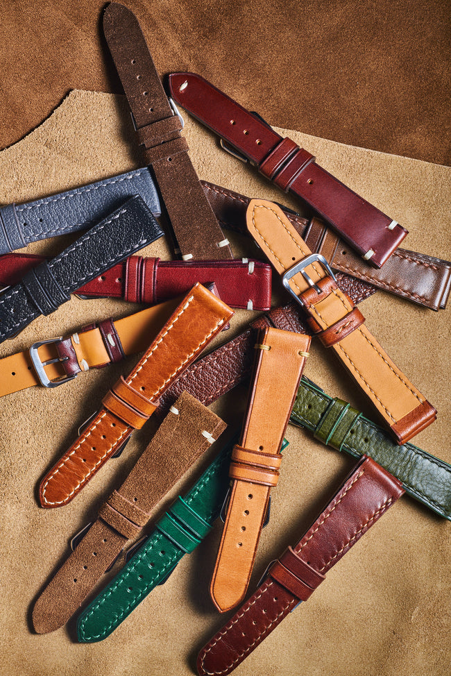 Custom Watch Strap - David Lane Design