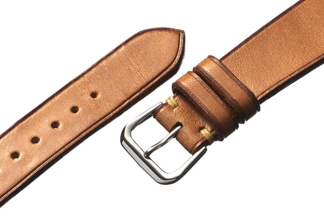 Russet Harness Leather Watch Strap