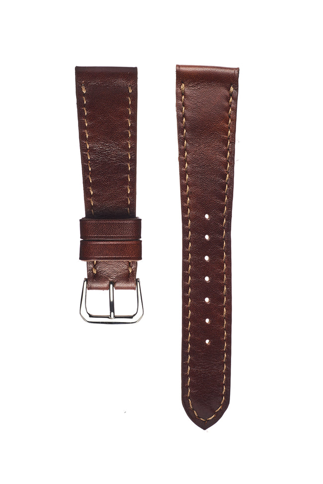 Bracken Museum Calf Watch Strap - David Lane Design