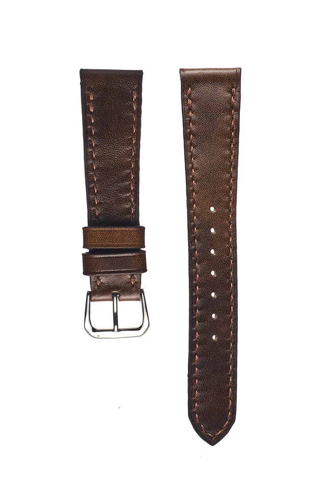 Chelmer Museum Calf Watch Strap - David Lane Design