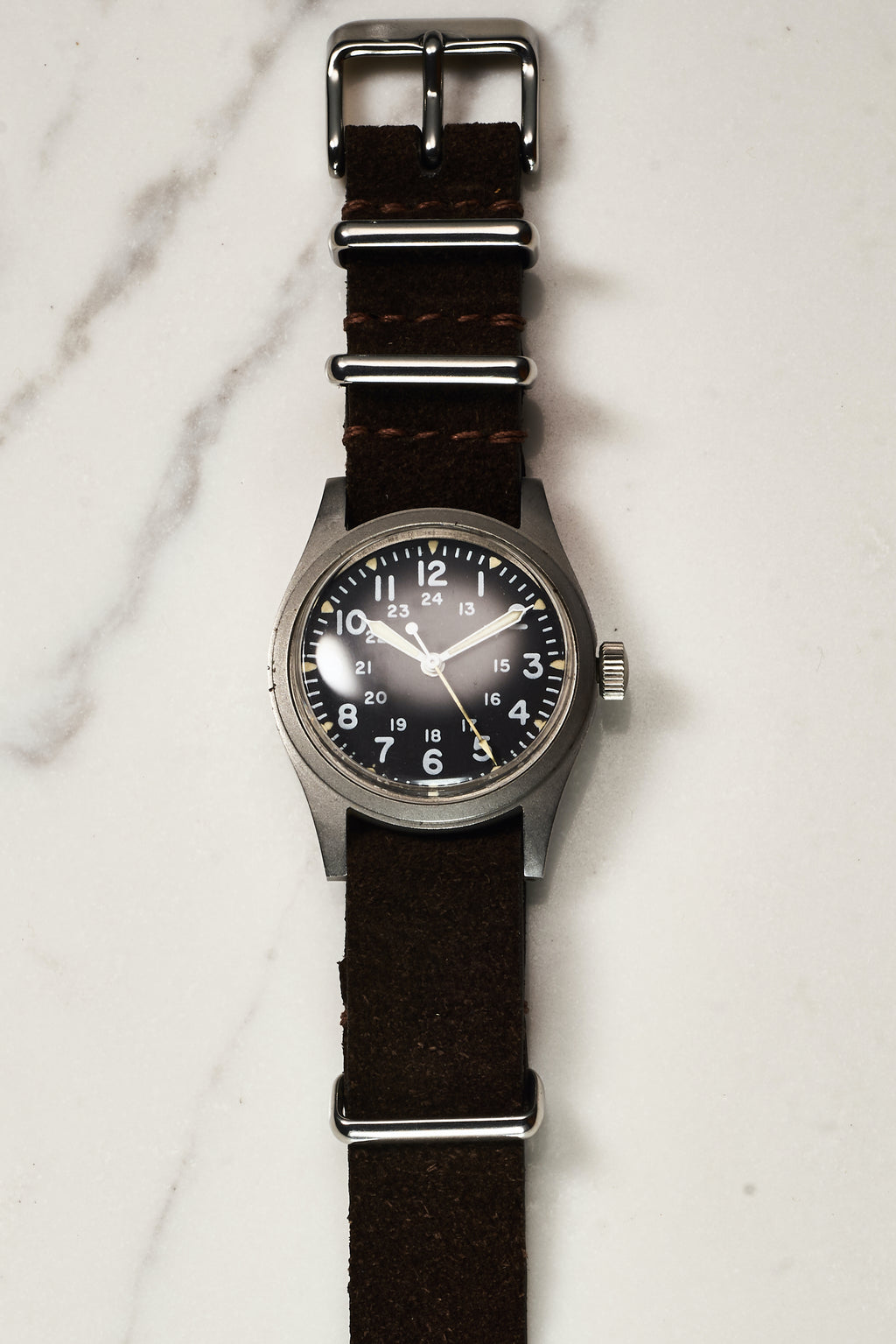 Hamilton Military Field Watch - David Lane Design
