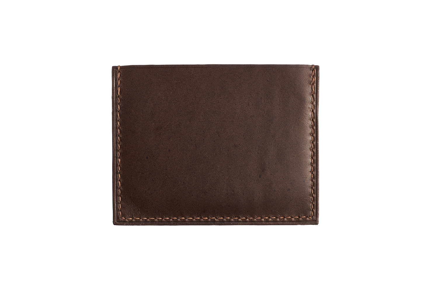Dark Brown Buttero Slim Card Case