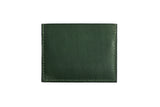 Racing Green Buttero Slim Card Case - David Lane Design