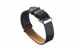 Navy Horween Shell Cordovan NATO Strap - David Lane Design