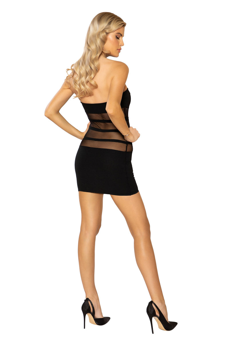 3919 - Mini Tube Dress