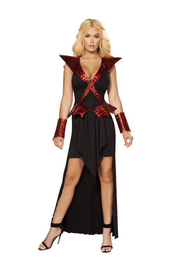 4838 - Roma Costume Halloween 1pc Dragon Slayer Game of Thrones Khaleesi Daenerys Targaryen