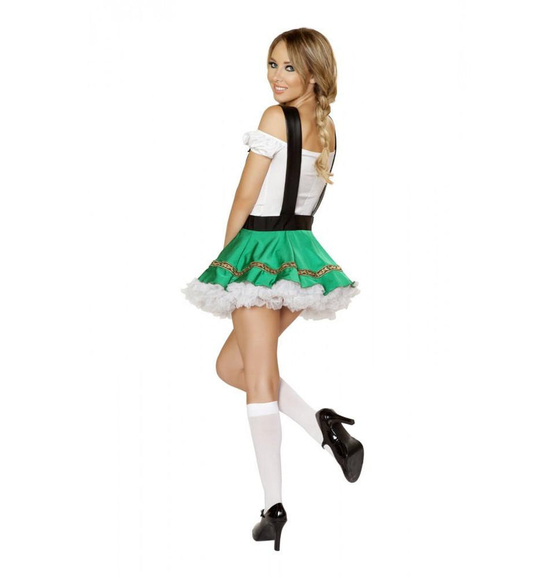 4536 2pc Sexy Hoffbrau Lady Costume - Roma Costume Costumes,New Products,2014 Costumes - 2