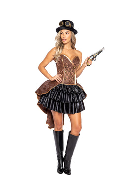 4984 - 4pc Sexy Steampunk