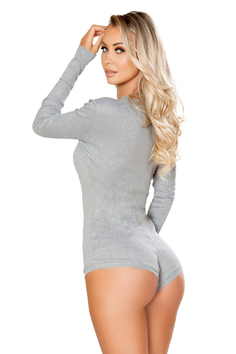 Cozy & Comfy Sweater Bodysuit