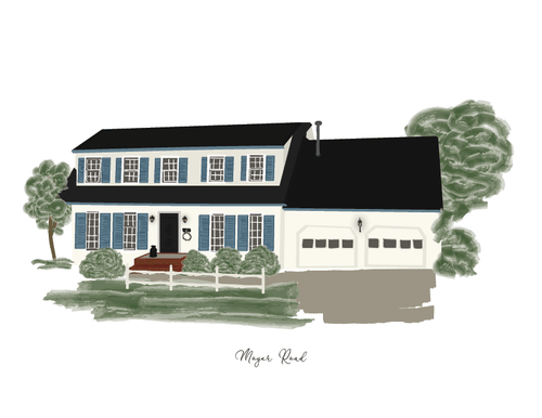 Home Illustration