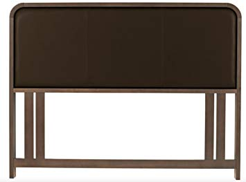 Bentley Capri Walnut & Brown Headboard (brown only)
