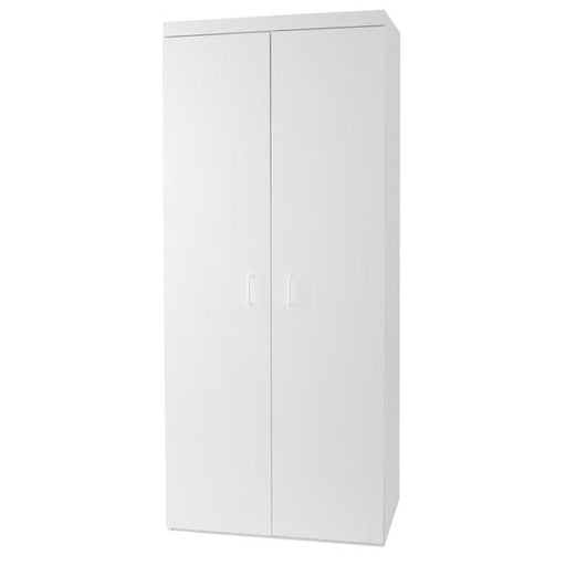 Elemental White 2 Door Wardrobe