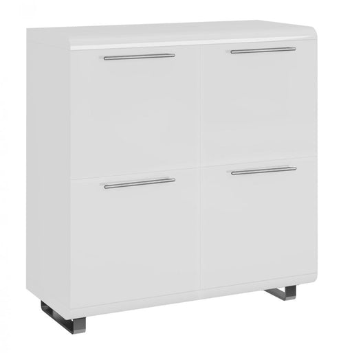 Newline Sideboard 4 Doors White