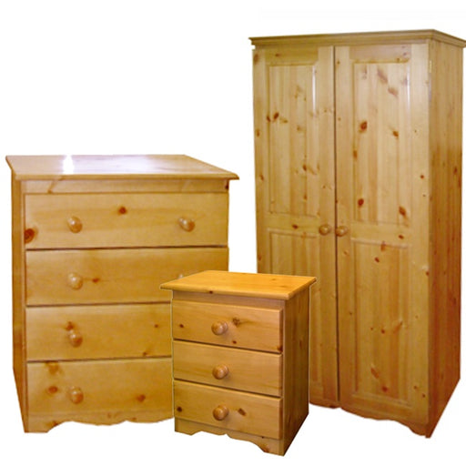 Pine Bedroom Set