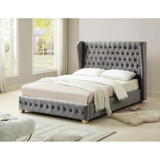 Anderton Velvet Bed