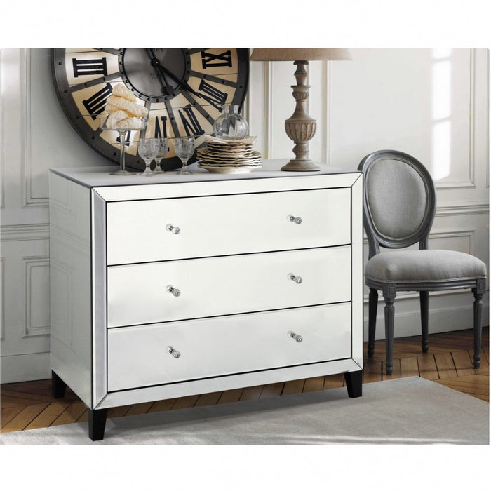 Victoria 3 Drawer Wide Chest