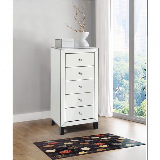 Victoria 5 Drawer Narrow Chest