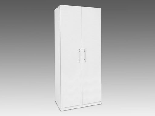 White Gloss Wardrobe