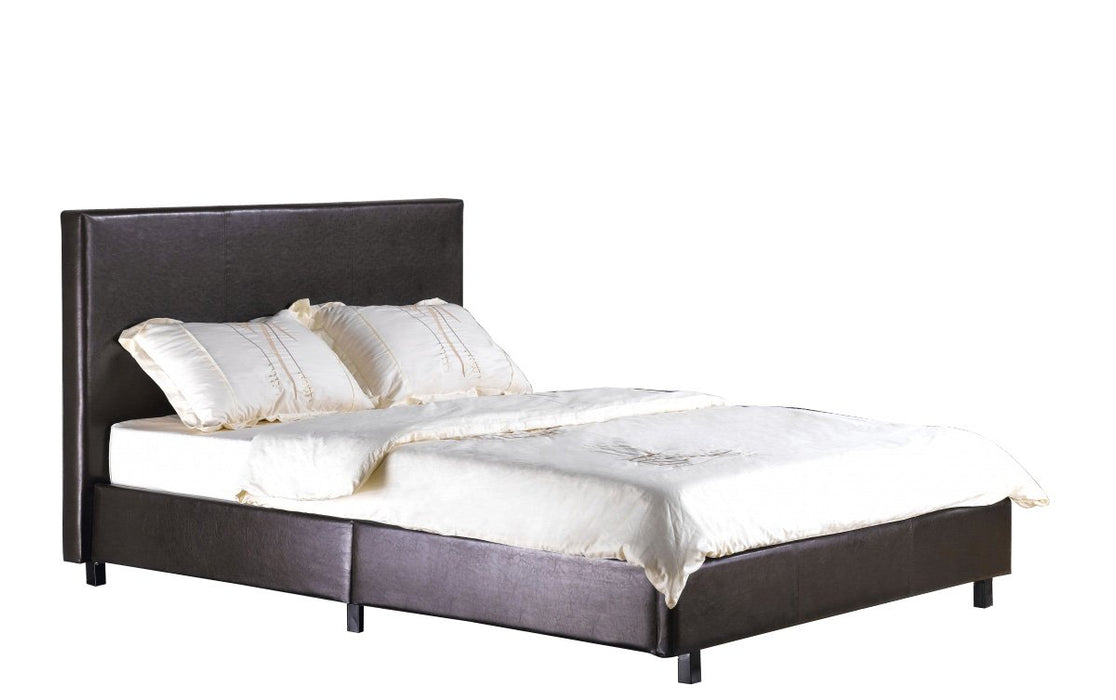 Zodiac Leather Bed