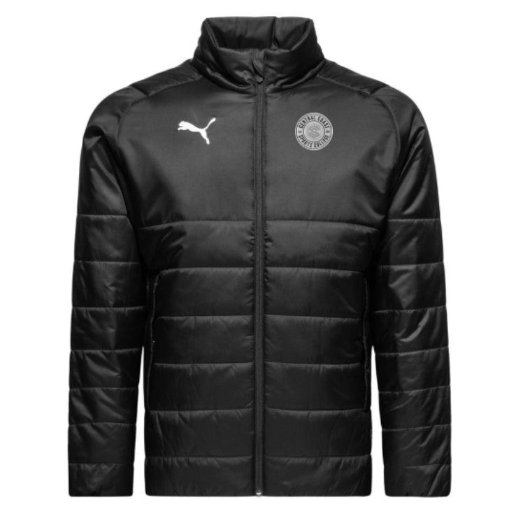 CCSC Puma Liga Casual Padded Jacket - Family & Friends