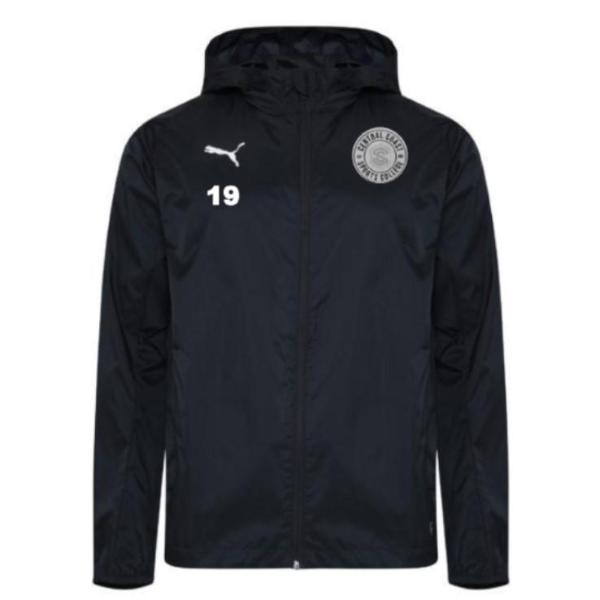 CCSC Puma Liga Rain Jacket - Students