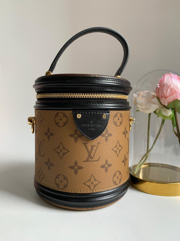 Louis Vuitton Cannes Reverse Monogram