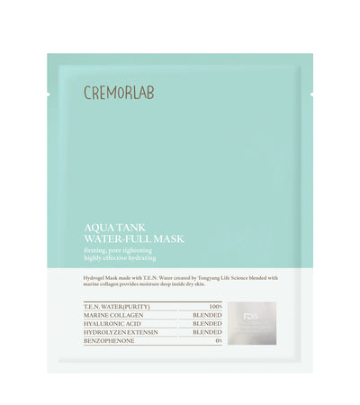 Aqua Tank Water-full Mask