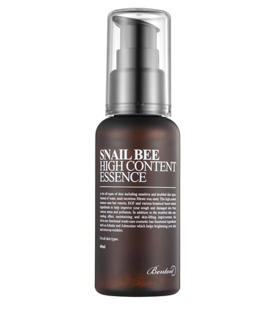 Snail Bee High Content Essence - 60ml