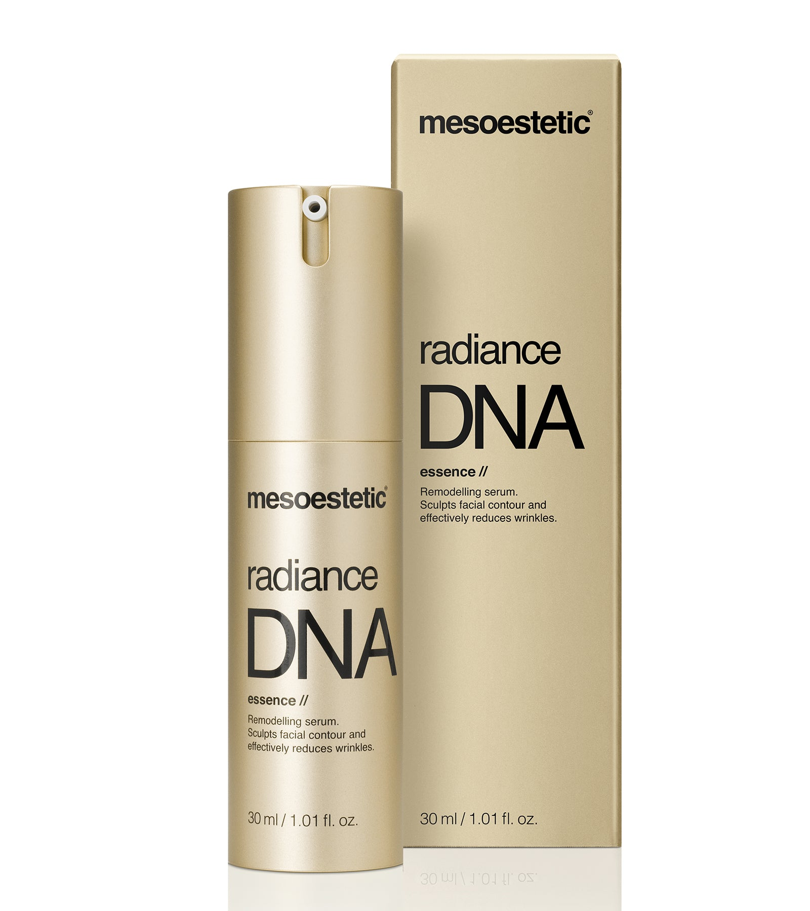 Radiance DNA Essence mesoestetic antioxidant anti age essence serum