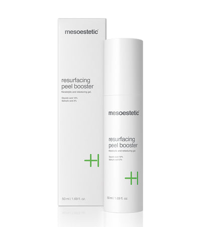 Resurfacing Peel Booster mesoestetic peeling exfoliating glow glykolsyra