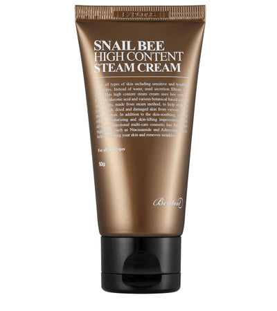 Snail Bee High Content Steam Cream - 50ml