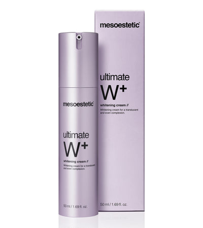 Ultimate Whitening Cream mesoestetic pigment