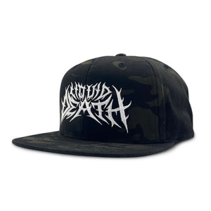 Black Death Hat