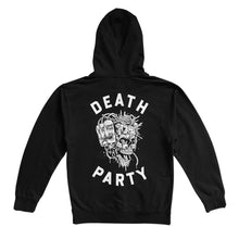 Load image into Gallery viewer, Death Party Hoodie