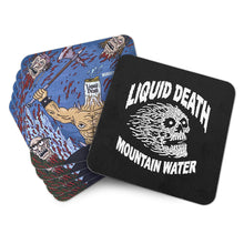 Load image into Gallery viewer, Murder Coasters (6-Pack)