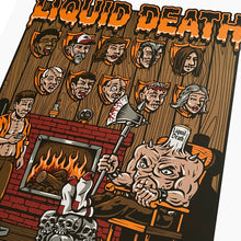 Load image into Gallery viewer, Death Cabin Poster